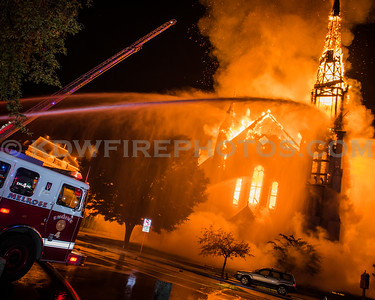 Wakefield, MA 7th Alarm - 8 Lafayette St - 10/23/18