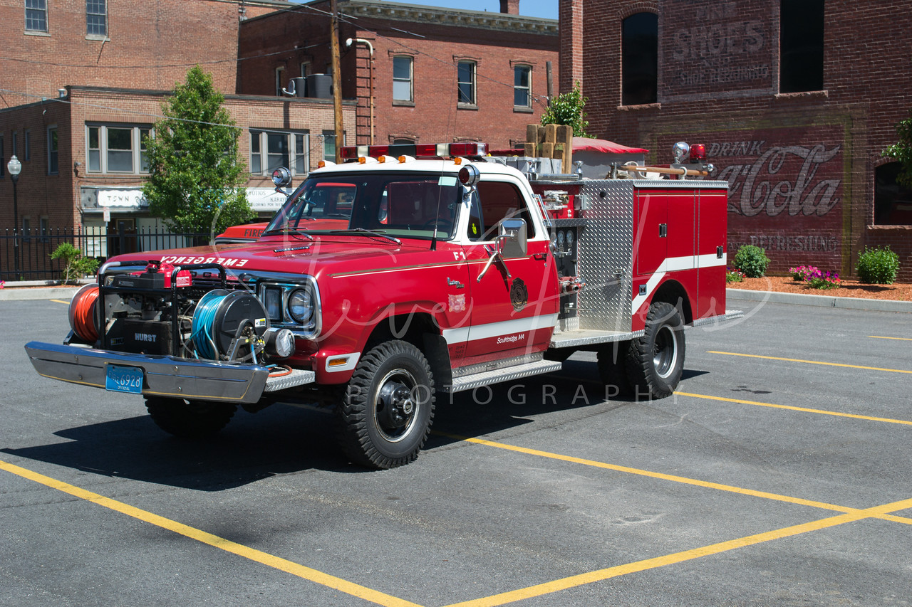 Southbridge Rescue 2<br /> 1976 Dodge Powerwagon<br /> Former Forestry 1