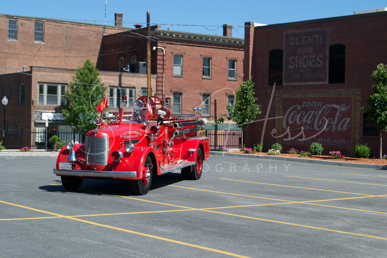 "Southbridge Engine 3 ""Retired"" <br /> 1941 Pirsch"