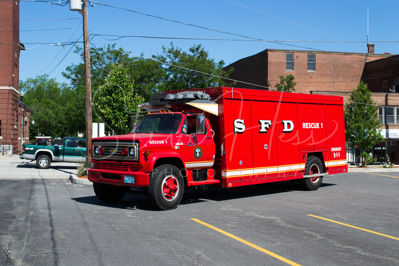 Southbridge Rescue 1<br /> 1988 Chevy/Hesse