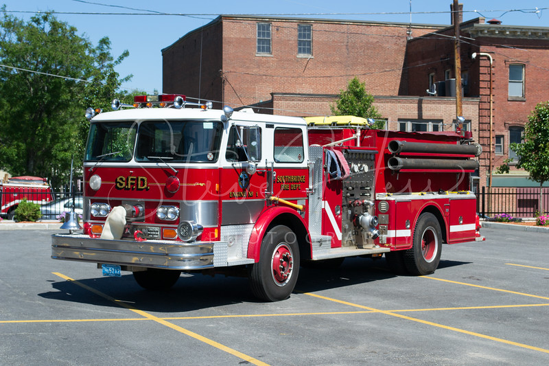 Southbridge Engine 1<br /> 1981 Hahn