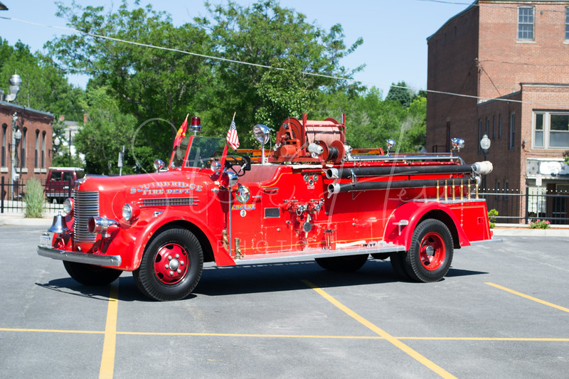 """Southbridge Engine 3 """"Retired"""" <br /> 1941 Pirsch"""