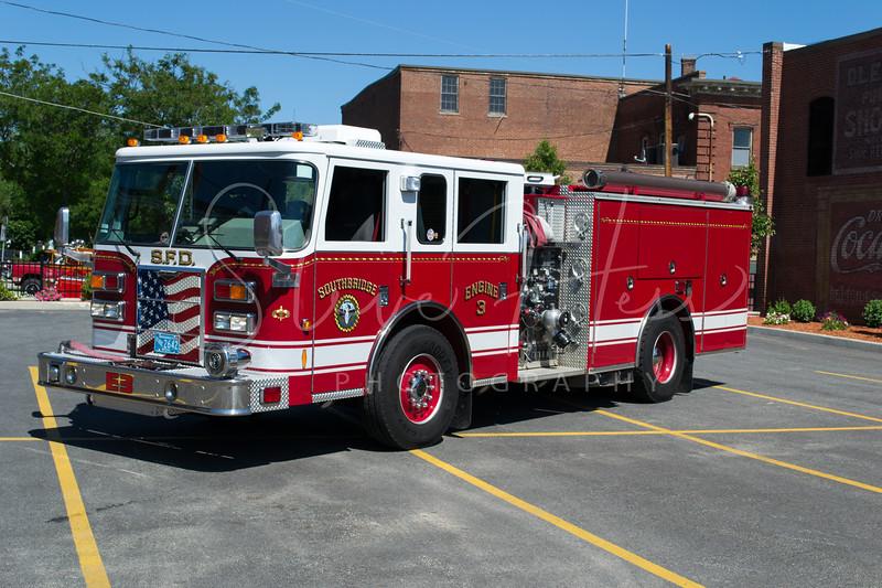 Southbridge Engine 3<br /> 2008 Pierce Contender