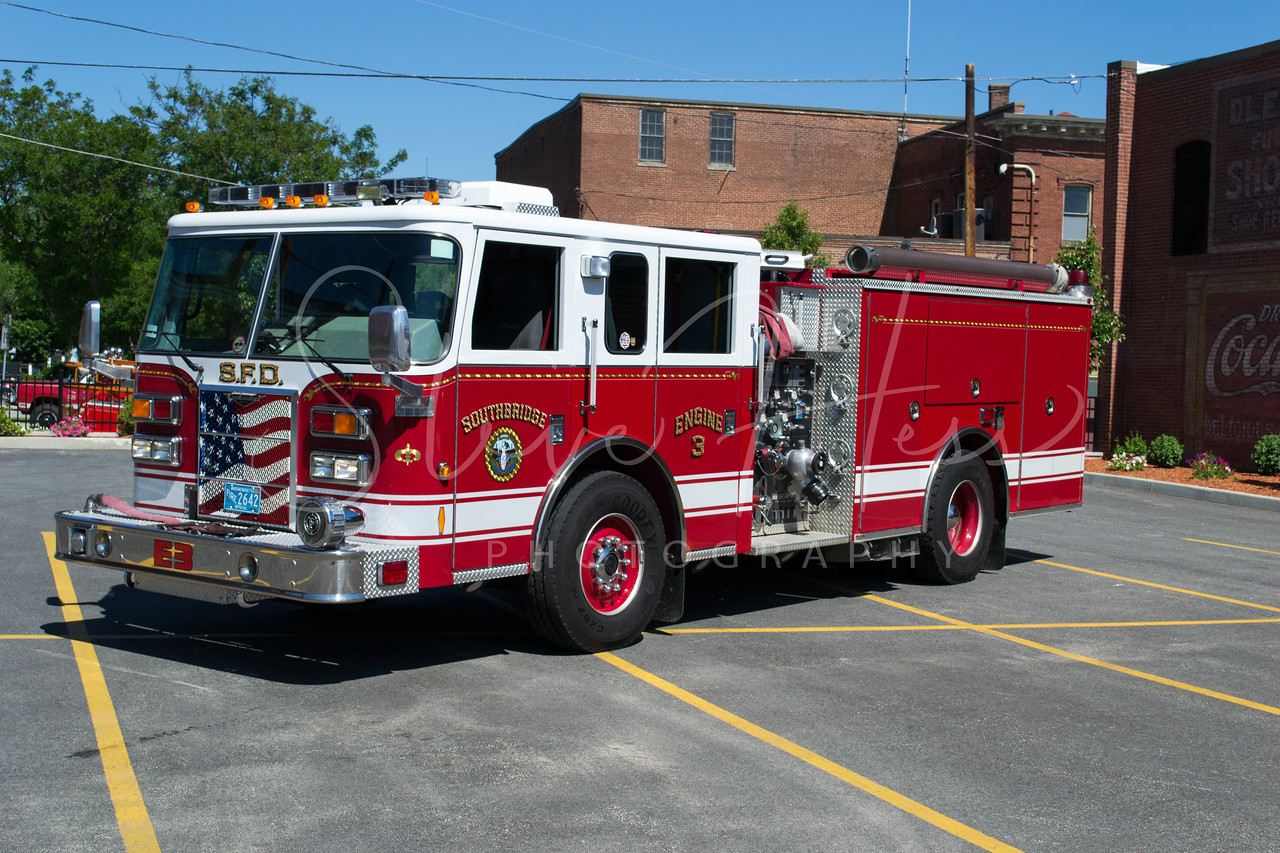 Southbridge Engine 3<br /> 2008 Pierce Contender