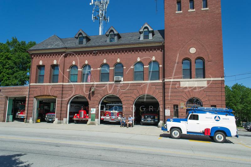 Southbridge Mass Fire Station