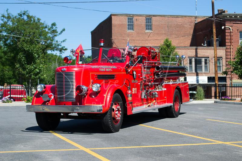 """Southbridge Engine 1 """"Retired"""" <br /> 1953 Pirsch"""