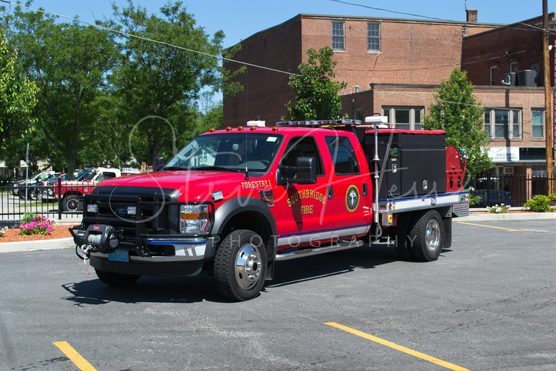 Southbridge Forestry 1<br /> 2008 F-550