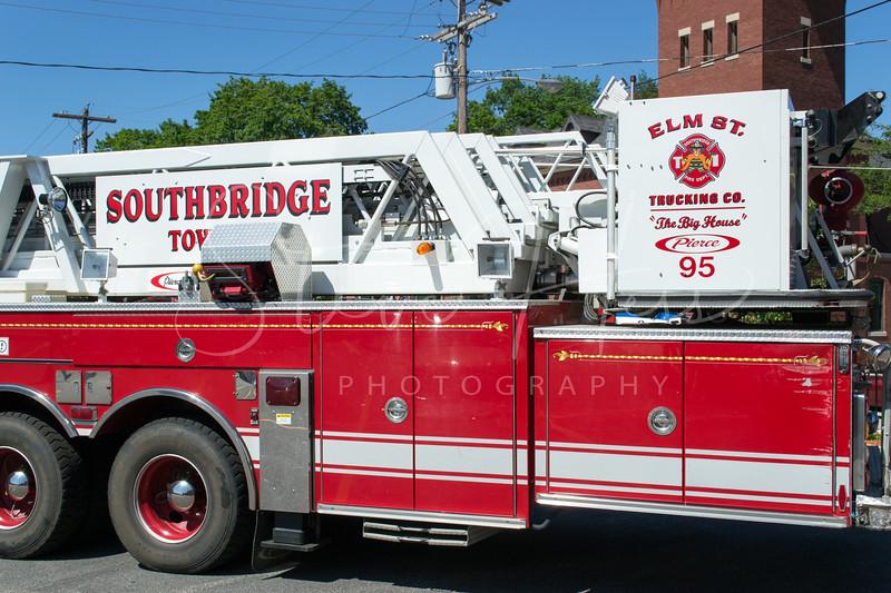 Southbridge Tower 1<br /> 2003 Pierce Dash 95' Tower Ladder