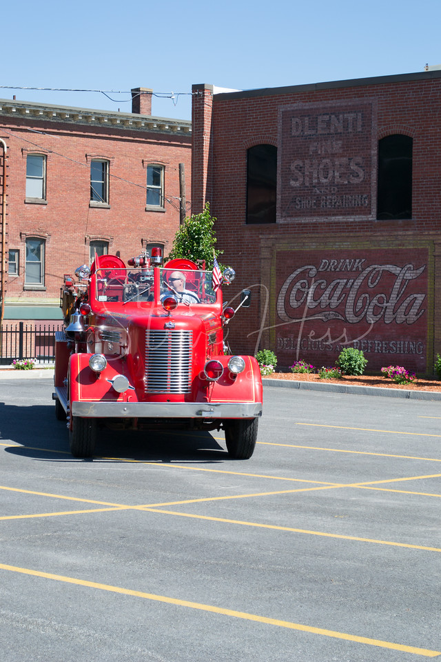 "Southbridge Engine 1 ""Retired"" <br /> 1953 Pirsch"