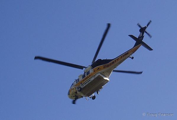 Firehawk, LA County FD Copter 19