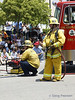 Fire Service day 2006 at LA County Fire Station 118