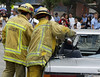 Fire Service day 2006 at LA County Fire Station 158