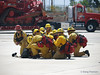 Demonstration of Helitac capability, LA County Fire Department Fires Service Day at Fire Station 129 on May 3, 2008