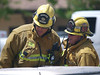 LA County Fire Department Fire Service Day at Fire Station 129 on May 3, 2008