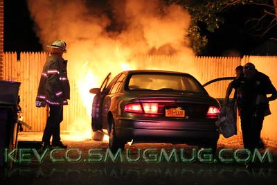 Vehicle Fire, 238 N. Titmus Dr. 09/09/14