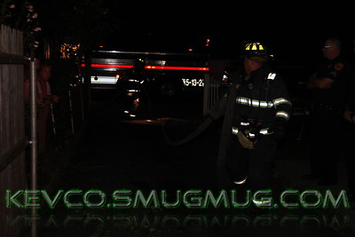 MBFD Shed Fire 07/26/14