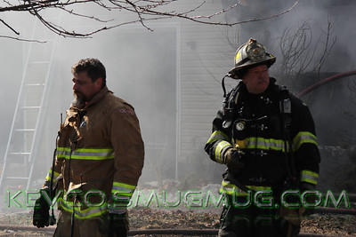Maple Ave Working Fire February 28, 2014