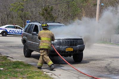 Vehicle Fire, Tiitmus Ave 4-22-2015
