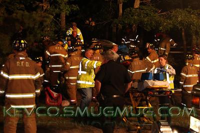 Heavy Rescue MVA 9-23-14 @ Nugent Dr and Pinehurst Blvd, Calverton