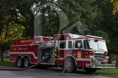 2011, September 13 - Burnwell Gas Explosion & Fire, Level 2 HAZMAT (1273)