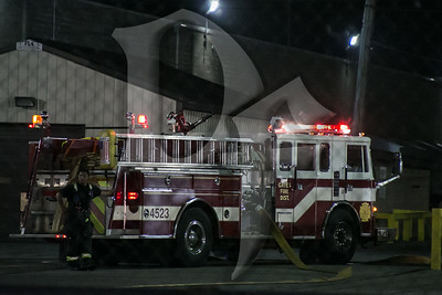 Gates firefighters responded for the report of a fire in the bakery at the Wegmans warehouse on Brooks Ave. Companies reported light smoke from the building on arrival and discovered a fire in the ductwork. The fire was quickly extinguished and the building was ventilated.