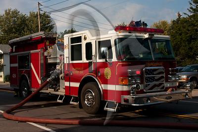 2011, September 13 - Burnwell Gas Explosion & Fire, Level 2 HAZMAT (1193)