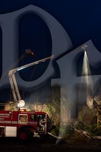 2011, September 13 - Burnwell Gas Explosion & Fire, Level 2 HAZMAT (1525)