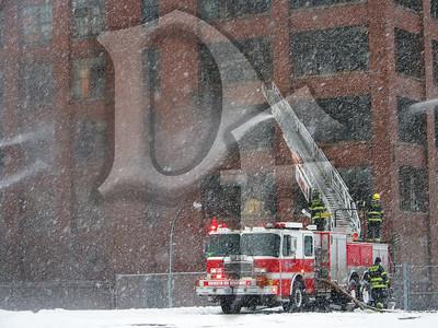 2011, February 25 - 3 Alarm, Whitney St, Rochester (7866)