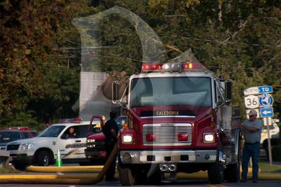 2011, September 13 - Burnwell Gas Explosion & Fire, Level 2 HAZMAT (1294)