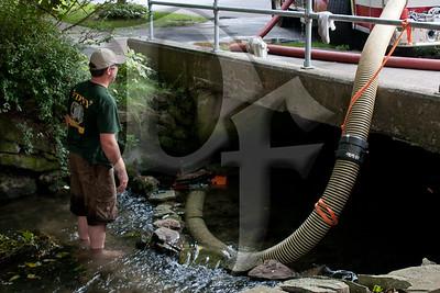 2011, September 13 - Burnwell Gas Explosion & Fire, Level 2 HAZMAT (1270)