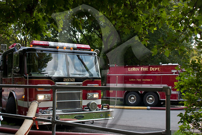 2011, September 13 - Burnwell Gas Explosion & Fire, Level 2 HAZMAT (1258)