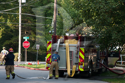 2011, September 13 - Burnwell Gas Explosion & Fire, Level 2 HAZMAT (1247)