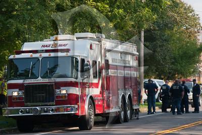 2011, September 13 - Burnwell Gas Explosion & Fire, Level 2 HAZMAT (1185)