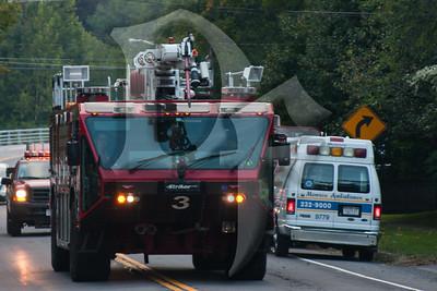 2011, September 13 - Burnwell Gas Explosion & Fire, Level 2 HAZMAT (1314)