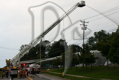 2011, September 13 - Burnwell Gas Explosion & Fire, Level 2 HAZMAT (1386)