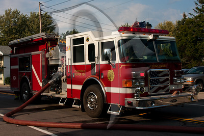 2011, September 13 - Burnwell Gas Explosion & Fire, Level 2 HAZMAT (1193)
