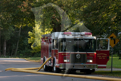 2011, September 13 - Burnwell Gas Explosion & Fire, Level 2 HAZMAT (1243)