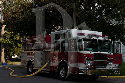 2011, September 13 - Burnwell Gas Explosion & Fire, Level 2 HAZMAT (1231)