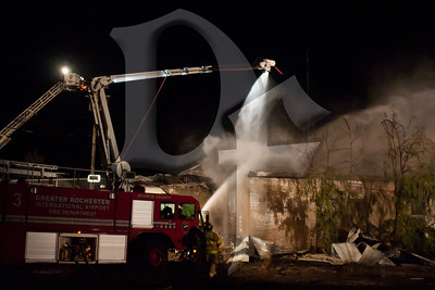 2011, September 13 - Burnwell Gas Explosion & Fire, Level 2 HAZMAT (1601)