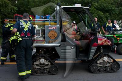 2011, September 13 - Burnwell Gas Explosion & Fire, Level 2 HAZMAT (1303)