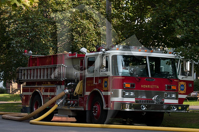 2011, September 13 - Burnwell Gas Explosion & Fire, Level 2 HAZMAT (1205)
