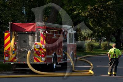 2011, September 13 - Burnwell Gas Explosion & Fire, Level 2 HAZMAT (1235)