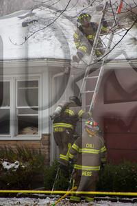 Fatal House Fire, Chili, NY