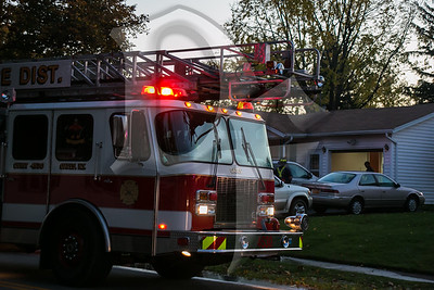 Gates firefighters responded to a reported garage fire on Appian Dr. The first company on location reported light smoke from the garage. After a quick investigation, it was determined that a small fire in the garage was out upon arrival and there was no extension. Firefighters ventilated the structure and companies went back in service as they picked up.
