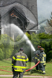 House Fire - Gates, NY