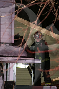 Gates firefighters responded for a grease fire that was extending to the kitchen on Lyell Rd. The Gates Fire Chief arrived on location, reported heavy smoke from a 2-1/2 and declared a working fire. A mutual aid engine from the Ridge Road FD was started to the scene. The fire caused extensive damage throughout the house and firefighters removed at least two pets, including a dog and an exotic bird.