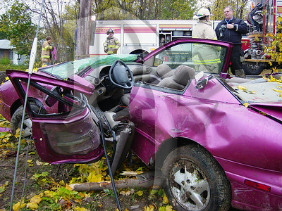 2005, November 1 - Dewey Ave, Lake Shore (4634)