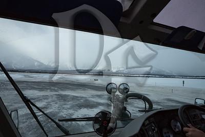 Crash Truck View