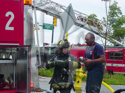 2003-09-05, Building Fire - 4651 Lake Ave (Rochester)(DSC00710)