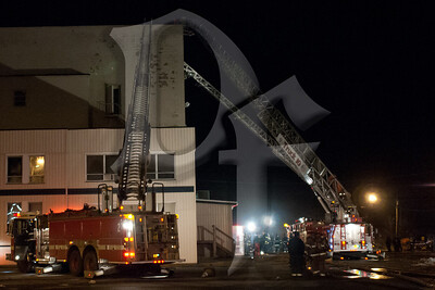 2012, February 24 - 3rd Alarm Fire, 770 Emerson St , Rochester (2920)